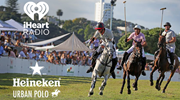 iHeartRadio supports Heineken Urban Polo