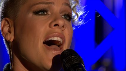 Pink's emotional Sam Smith cover will blow you away