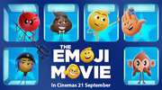 Win a prize pack & double pass to The Emoji Movie