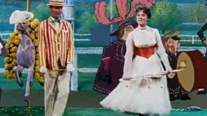 Please enjoy Mary Poppins singing Death Metal