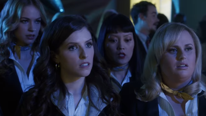 Is Beca going solo in the new Pitch Perfect 3 Trailer?