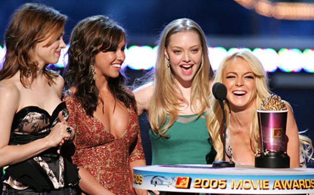 The Mean Girls cast just reunited for a great cause