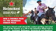 Win tickets to the Heineken Urban Polo 2018!