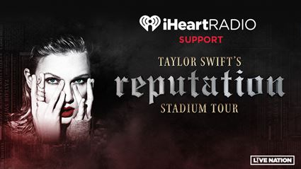 Taylor Swift's Reputation Stadium Tour – win a double pass