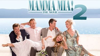 The first trailer for the new Mamma Mia! movie is FINALLY here