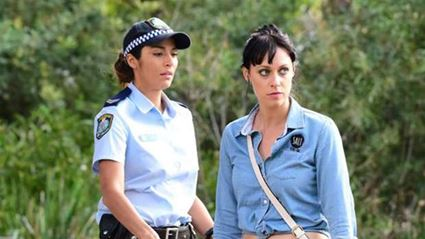 Home and Away actress Jessica Falkholt's life support turned off