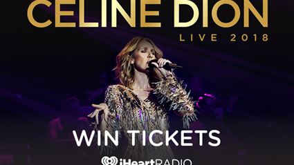 Enter to win a double pass to Céline Dion