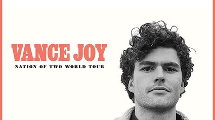 Win a double pass to Vance Joy