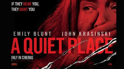 Win a double pass to 'A Quiet Place'