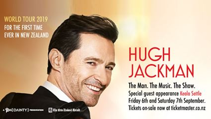 Win a double pass to Hugh Jackman's 'The Man. The Music. The Show'