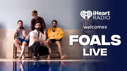 Win tickets to FOALS