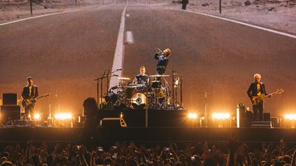 U2 – 2nd and Final Show Announced - Win Tickets