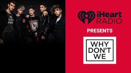 Win tickets to Why Don't We LIVE in NZ