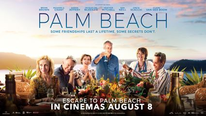 Win a double movie pass to Palm Beach