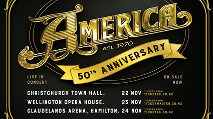 Win tickets to AMERICA live in NZ