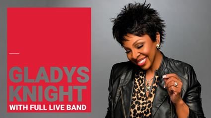 iHeartRadio supports Gladys Knight