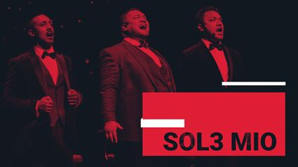 Win tickets to 'A Sol3 Mio Christmas'