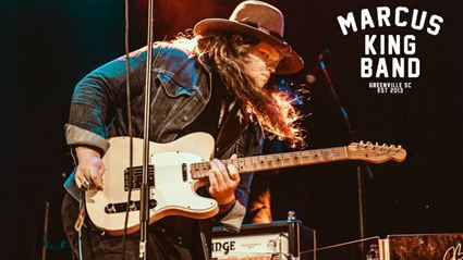 Win tickets to Marcus King Band