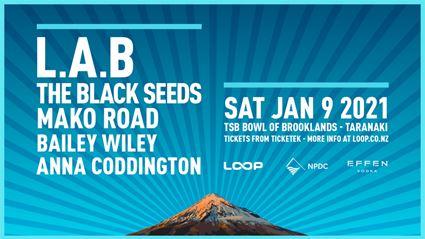 Win tickets to L.A.B