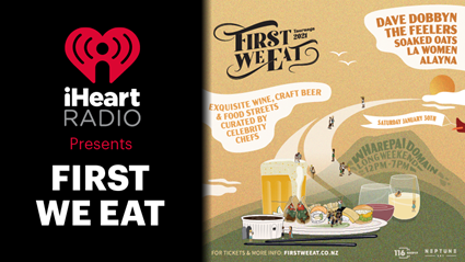 Win tickets to First We Eat