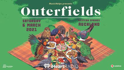 Win tickets to Outerfields 2021