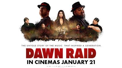 Win 1 of 3 Dawn Raid movie prize packs